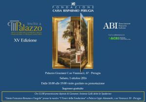 INVITO A PALAZZO 1-10-2016