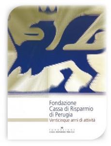Copertina 25 Fondazione CaRiPg