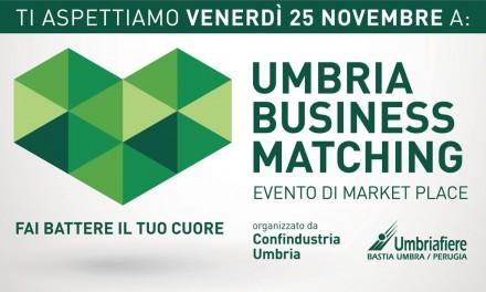 Umbria Business Matching 2016