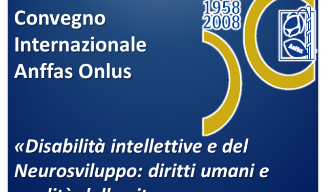 """""""TUTTI LEGGONO…GLI IN-BOOK"""" al Convegno Internazionale Anffas di Rimini"""