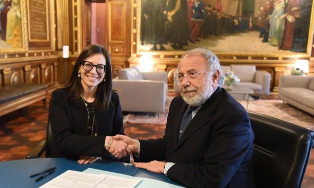Fondazione Cassa di Risparmio di Perugia e Università per Stranieri insieme per lo sviluppo  di uno spazio internazionale della conoscenza