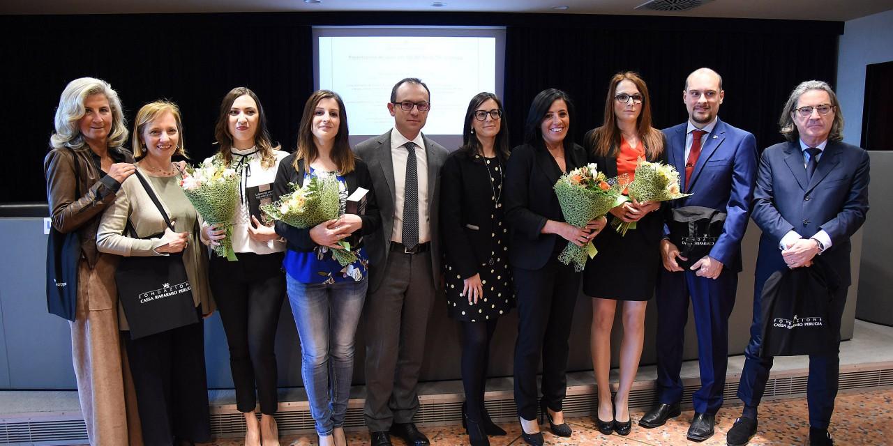 L'Umbria tra storia, arte e cultura: le tesi di laurea di cinque giovani studiosi pubblicate dalla Fondazione CRPG