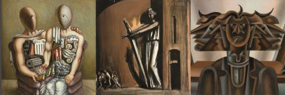 Da Cortina a Gubbio, alle Logge dei Tiratori in mostra la Collezione Rimoldi