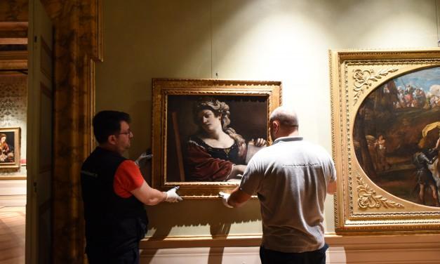 """Ecco la prestigiosa """"Sibilla"""" di Guercino in mostra a Perugia"""
