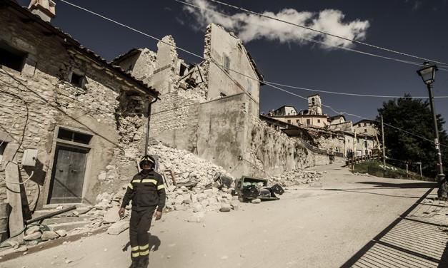 Aree colpite dal sisma, anche in Umbria il Fondo in aiuto alle imprese
