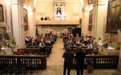 Chiesa di San Vitale, restaurato l'antico Organo attribuito ad Aloisio Calligari