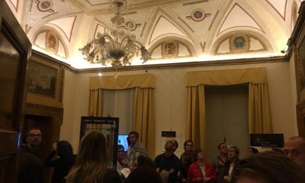 Palazzo Lippi Alessandri fa il pieno di visitatori