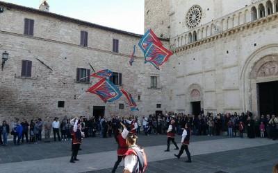Assisi, il Campanile di San Rufino per la prima volta aperto al pubblico