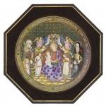 20 Giuseppe Magni piatto con la Madonna del Belvedere small