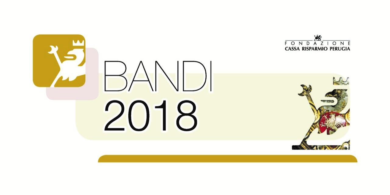 Contributi 2018, cinque bandi per oltre 3 milioni di euro