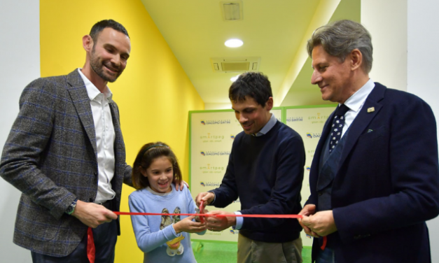 """Insieme è + facile"", una nuova sede per l'Associazione Giacomo Sintini"