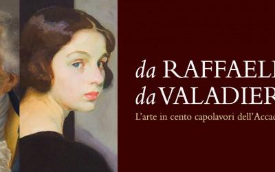"""""""Da Raffaello a Canova, da Valadier a Balla"""", a Perugia cento capolavori dell'Accademia Nazionale di San Luca"""