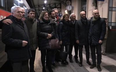 L'alta velocità arriva in Umbria: partito il collegamento Frecciarossa Perugia-Milano