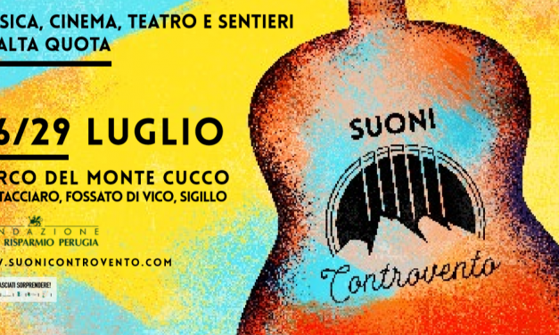 """Torna """"Suoni controvento"""", il festival di arti performative tra Fossato, Sigillo e Costacciaro"""