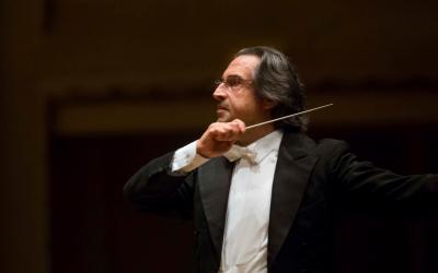 """Riccardo Muti a Norcia per il suo """"Omaggio all'Umbria"""""""