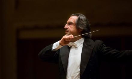 """Riccardo Muti in concerto a Norcia per il suo """"Omaggio all'Umbria"""""""