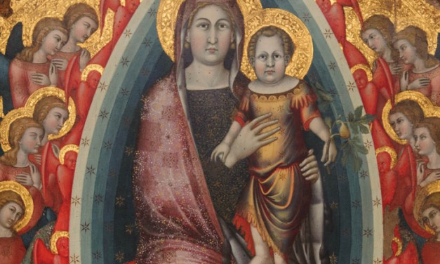 Apre Gubbio al tempo di Giotto, tesori d'arte nella terra di Oderisi