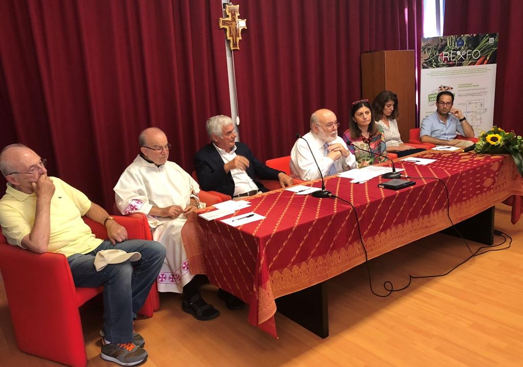 INCONTRO PRESENTAZIONE PROGETTO CARITAS CONTRO SPRECHI ALIMENTARI F1