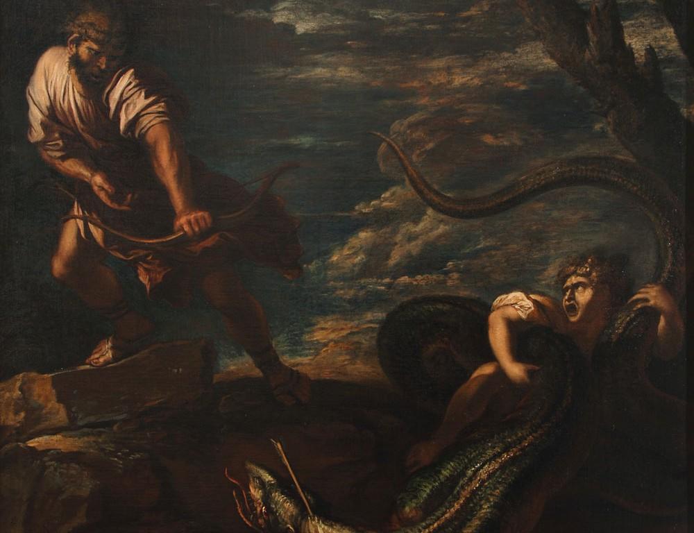 Cadmo e il drago