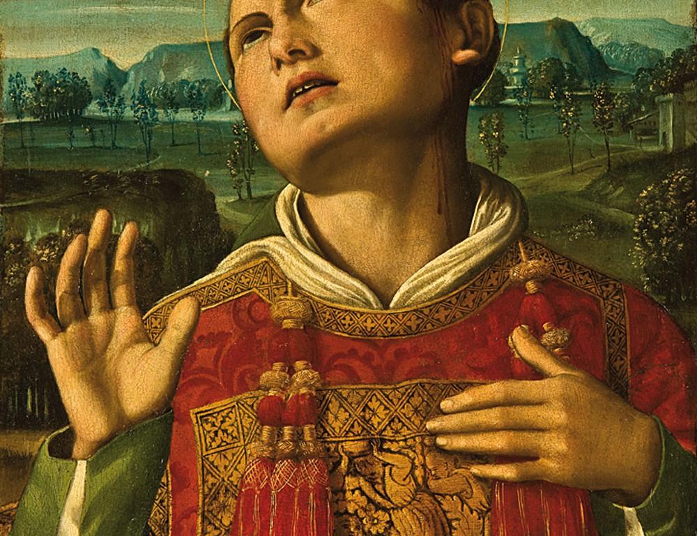 Martirio di Santo Stefano