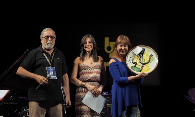 """""""Ambasciatori dell'Umbria nel mondo"""", il premio a Rita Marcotulli"""