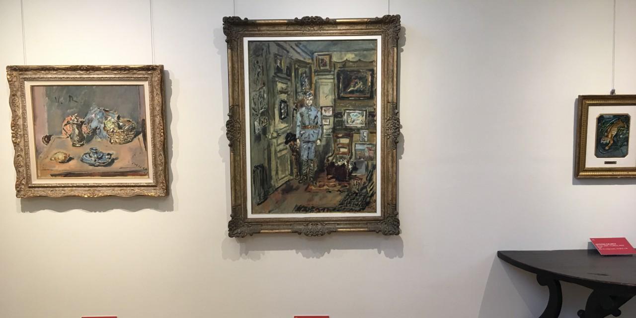 """""""Le Regole alle Logge"""", 7 nuovi dipinti per la mostra allestita a Gubbio"""