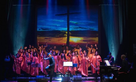 The Angels Gospel Choir, per il gruppo eugubino concerto di Natale e primo dvd live