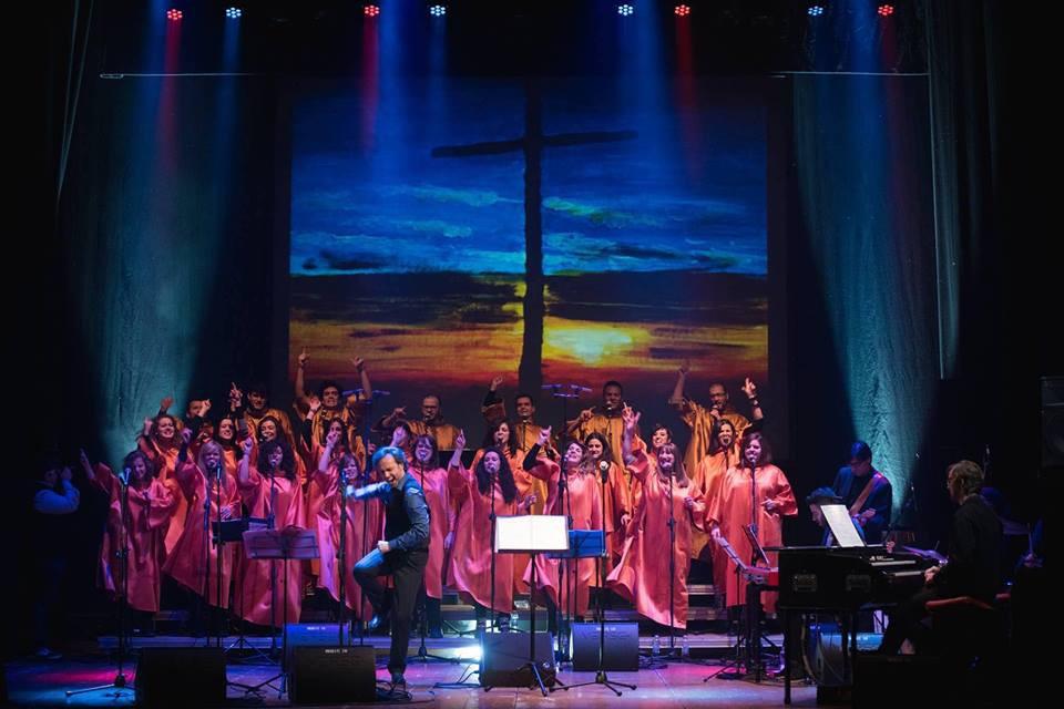 The Angels Gospel Choir, per il gruppo eugubino concerto di Natale e primo dvd live