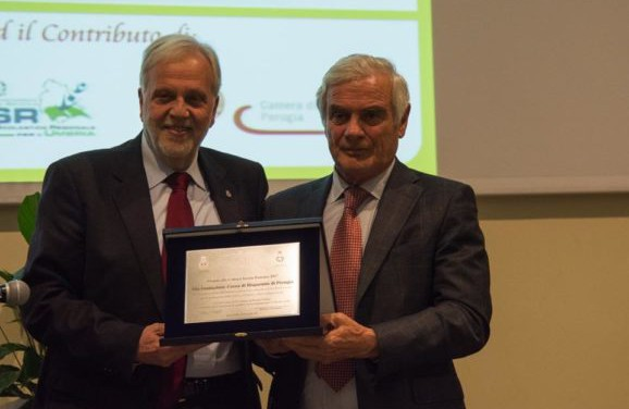 Insula Romana, il premio Cultura alla Fondazione Cassa di Risparmio di Perugia