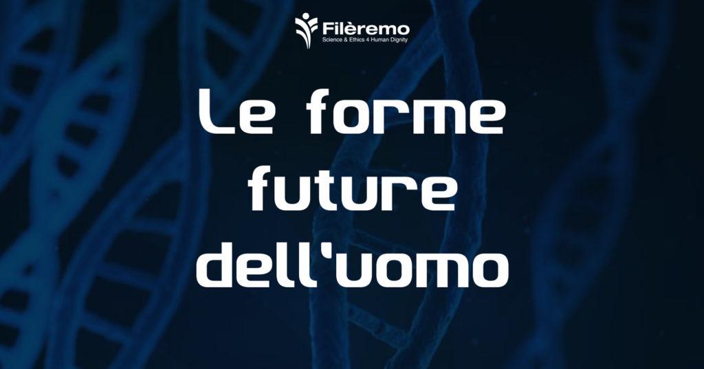 Le forme future dell'uomo, il 17 marzo il convegno alla Sala dei Notari