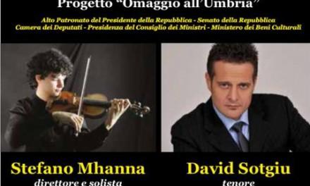'Novi toni comites orchestra', il concerto nell'emiciclo della Basilica di Sant'Ubaldo