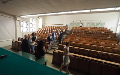 Università di Perugia, aule e tecnologie all'avanguardia per la didattica del futuro