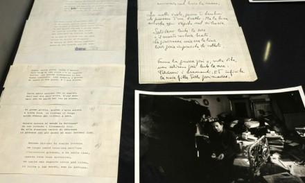 """""""L'officina del poeta nella biblioteca di Sandro Penna"""" in mostra a Perugia"""