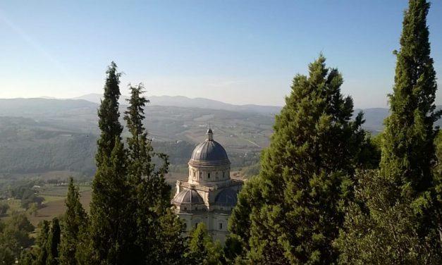 Tempo della Consolazione, restauro completato per uno dei simboli più belli dell'Umbria
