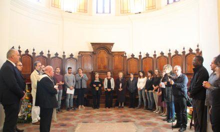 Nocera Umbra, restaurato il coro ligneo della concattedrale di Santa Maria Assunta