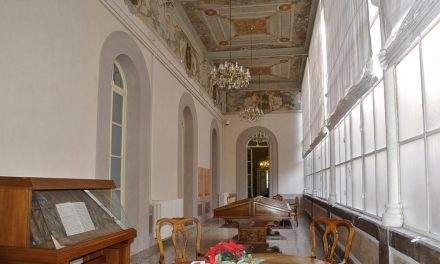 Nuova vita per la Loggia di Ponente, inaugurati i lavori di restauro al Palazzo della Provincia