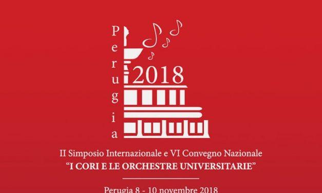 Cori e delle Orchestre Universitarie, il Simposio internazionale VI Convegno nazionale