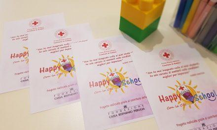 """""""Happy school con la CRI"""", attività scolastiche ed educative per i bambini indigenti"""
