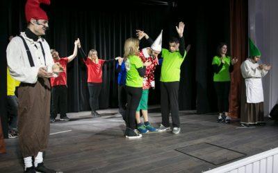 Istituto Serafico, inaugurato il nuovo teatro. Al via i laboratori per i ragazzi con disabilità