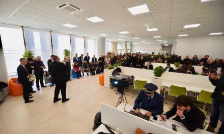 Coworking Fontivegge, pronto il 5° binario per la Perugia del futuro