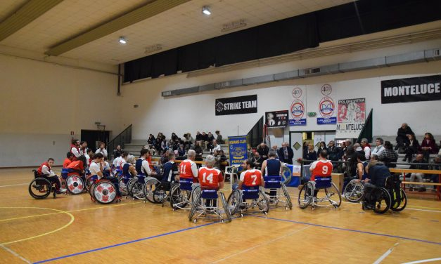"""La pallacanestro senza barriere con """"Lo sport è salute fisica e mentale"""""""