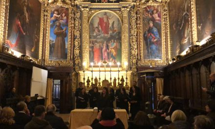 I tesori ritrovati alla Torre degli Sciri: restauro delle Cappelle di s.Michele e ss. Salvatore