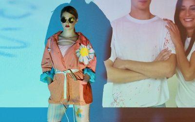 """Fiori, cieli, soli e volti sorridenti: a Perugia una sfilata di moda per """"Colorare la vita"""""""