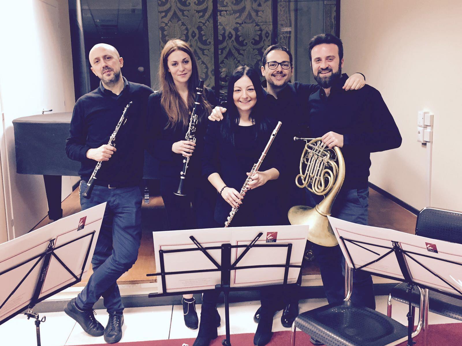 Quintetto Fiati Orchestra da Camera di Perugia