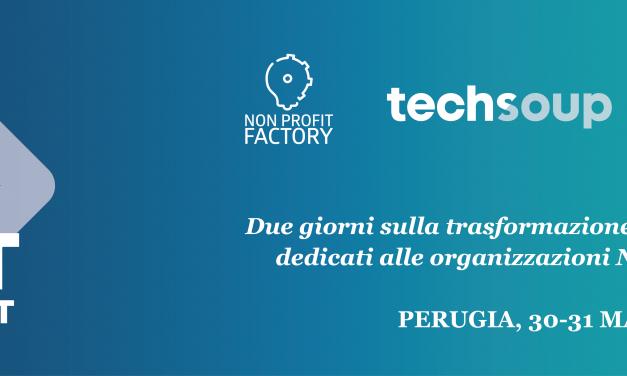 Organizzazioni Non Profit, a Perugia due giorni sulla trasformazione digitale ed il fundraising