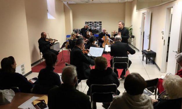 """Note, solidarietà e inclusione. Bilancio positivo per il progetto """"Musica come Dono per la Salute"""""""