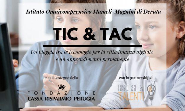 All'Istituto Mameli-Magnini di Deruta un viaggio tra le tecnologie per la cittadinanza digitale