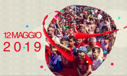 Sport e divertimento, il 12 maggio c'è la Grifonissima 2019