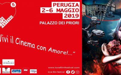 Perugia Love film festival, vivi il cinema con amore…!