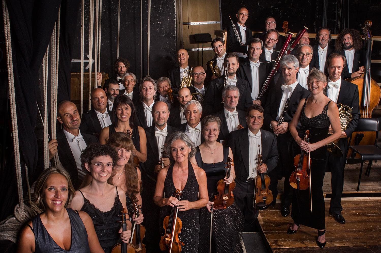 Orchestra della Toscana - foto Marco Borrelli